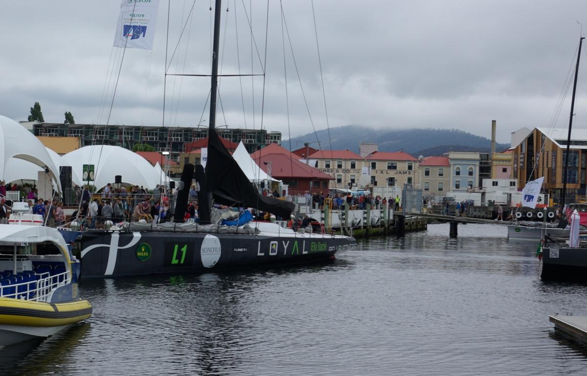 The Sydney Hobart Yacht Race2016