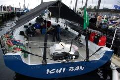 Regular competitor Ichi Ban