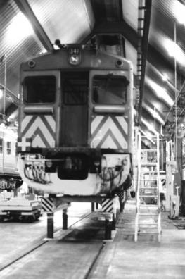 South Australian Railways 300 class railcar