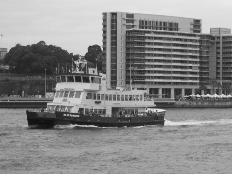 Sydney Ferry 2012
