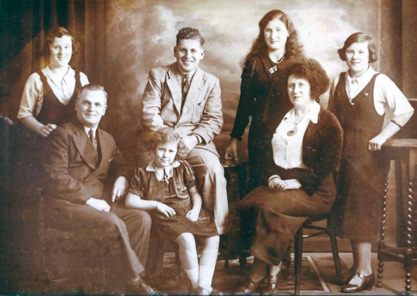 My mother's family