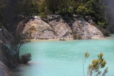 Little Blue Lake, Tasmania photo by Allyson Clark