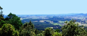 View from the Sideling Lookout