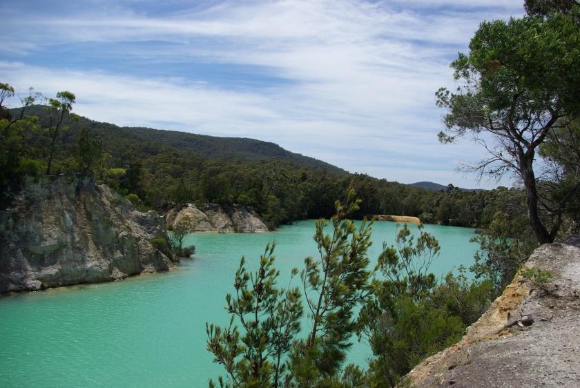 Little Blue Lake Tasmania