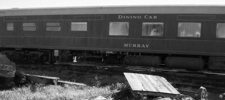 Dining Car Murray, Seymour Victorian & South Australian Railways