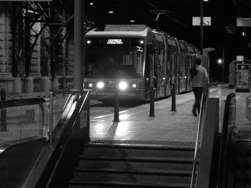 Light rail -Sydney