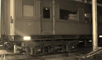 V&SAR Sleeping Car,Seymour