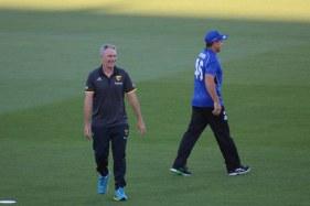 Former Australian cricketer Damien Fleming - Photo by Allyson Clark