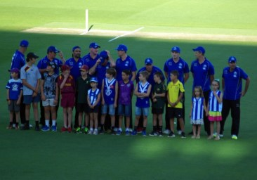 Ricky Ponting and North Melbourne