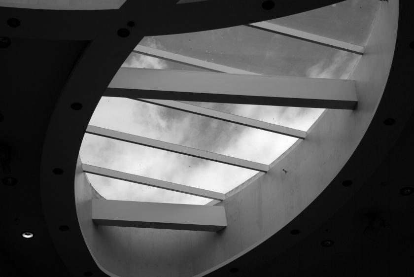 Skylight at Cat & Fiddle Arcade Hobart