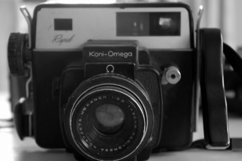 Koni Omega Rangefinder