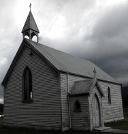 Old Catholic Church at Ranelagh, Tasmania