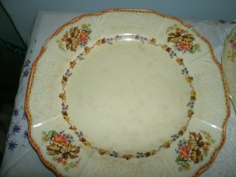 Myott dish that belonged to Nanny