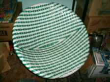 Child's Saucer or Basket Chair
