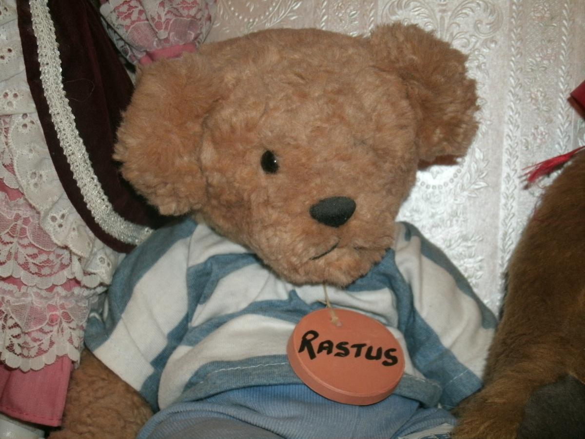 Cee's Fun Foto Challenge: Teddy Bears, Dolls,Toys