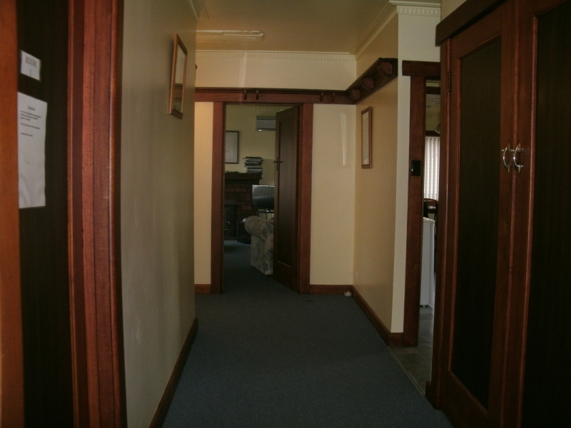 Hallway Uni House