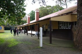 The old station at Gembrook