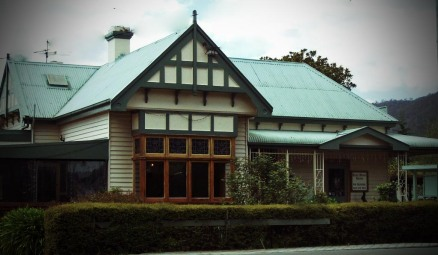 Huon Manor Restaurant in Huonville