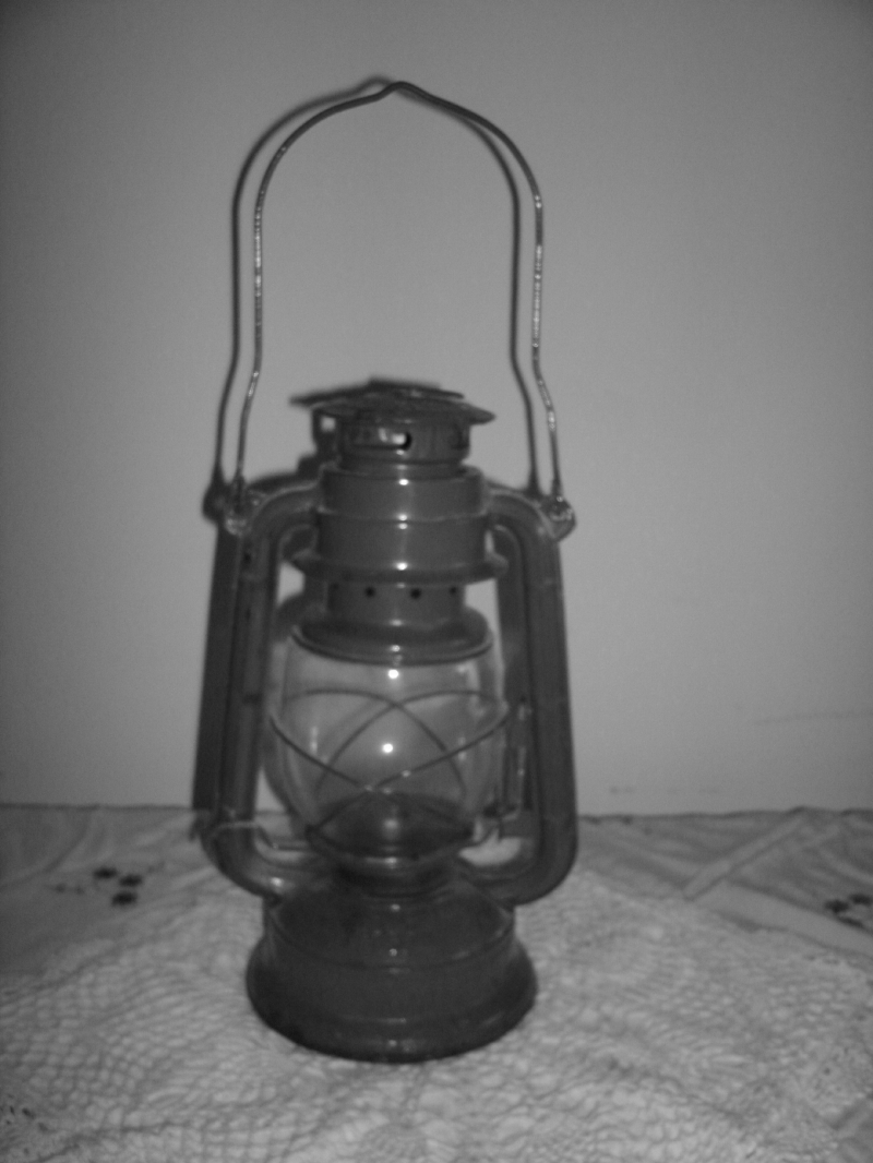 Hurricain Lamp