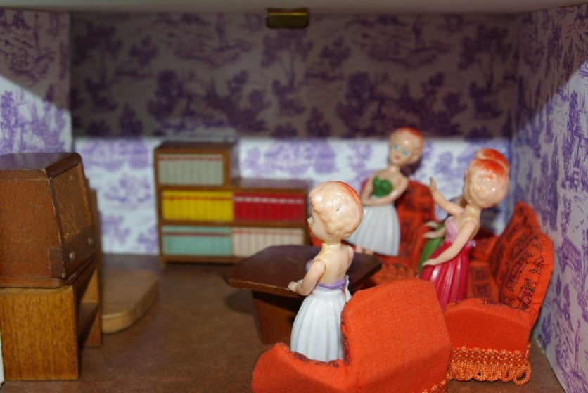 Barton furniture for dolls house