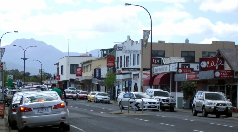 Main Road Huonville