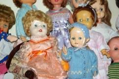 Pedigree dolls