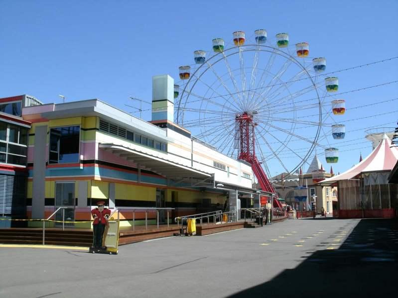 Ferris Wheel Luna Park