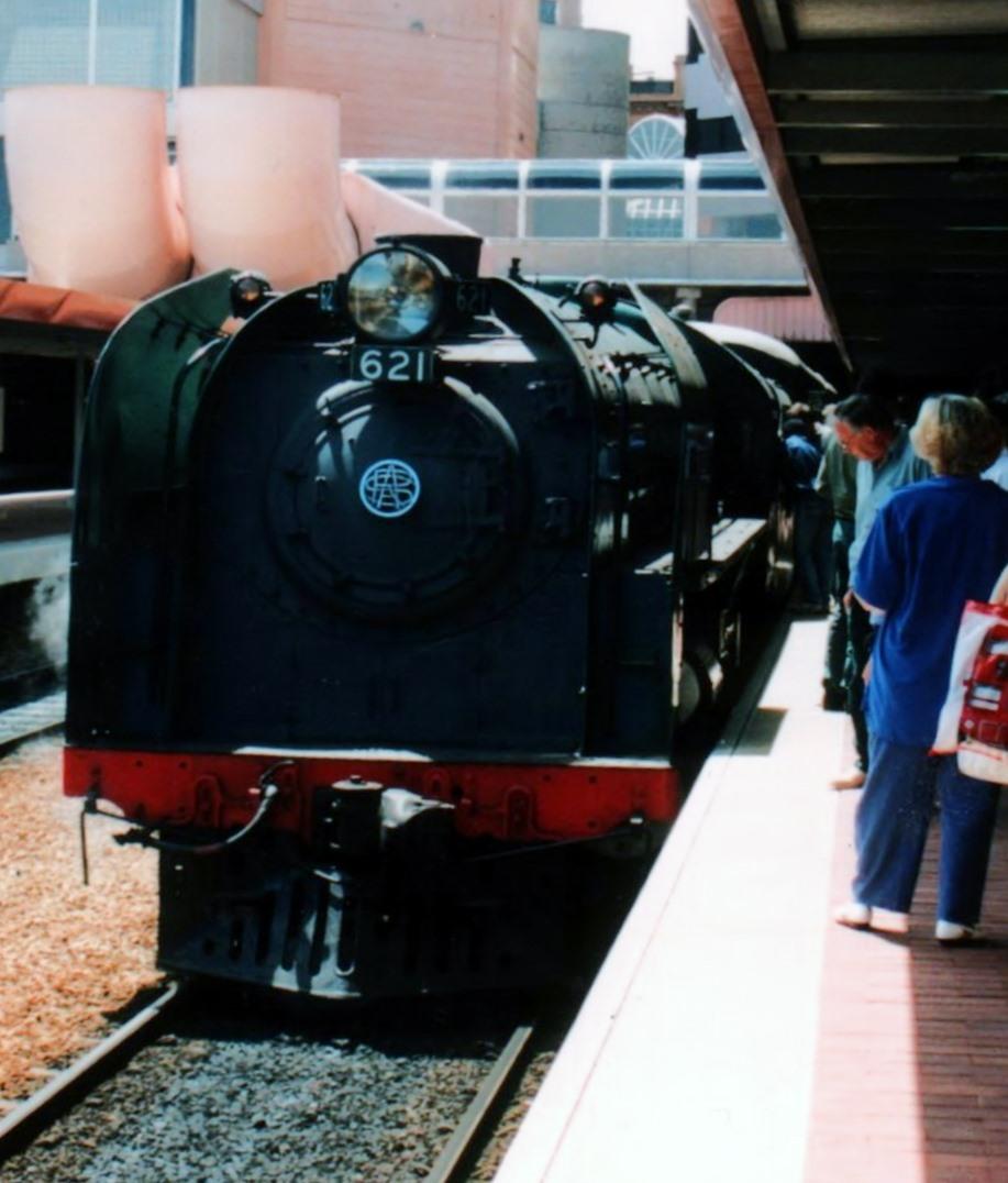 621 Adelaide Station