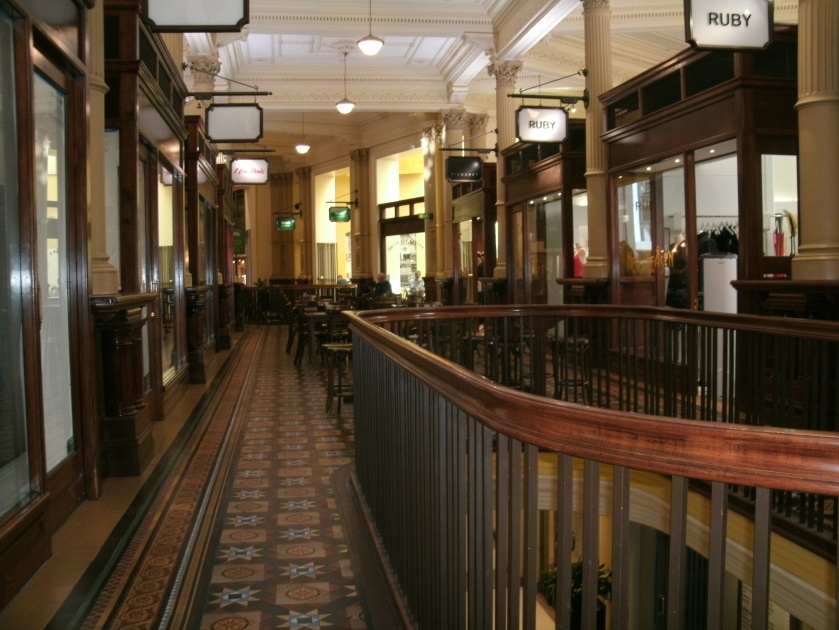 Shopping Arcade New Zealand
