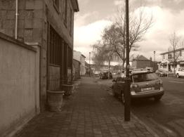Footpath on High Street Oatlands