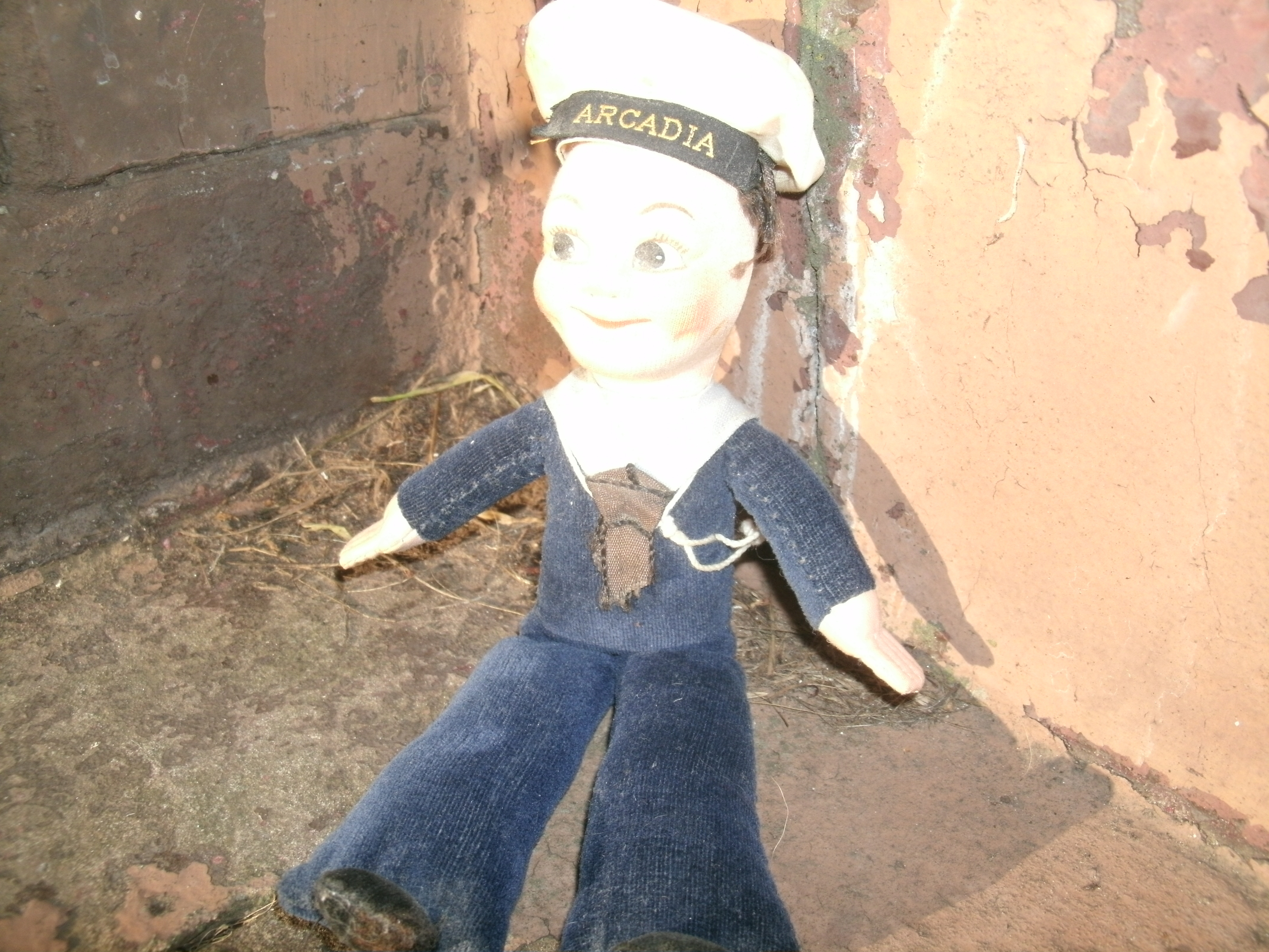 Bad Photo Monday: What shall we do with a drunken sailor?