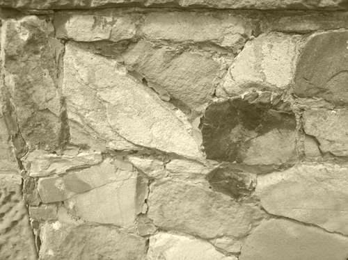 Fancy stonework