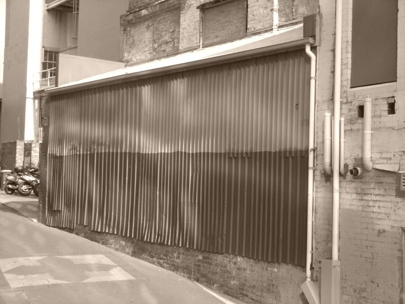 Back Alley in Hobart 2
