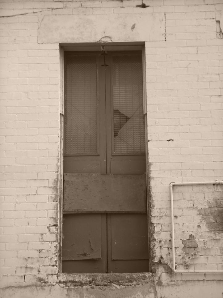 Back Alley in Hobart 4