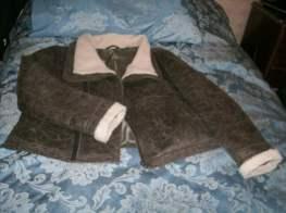 My leather jacket.