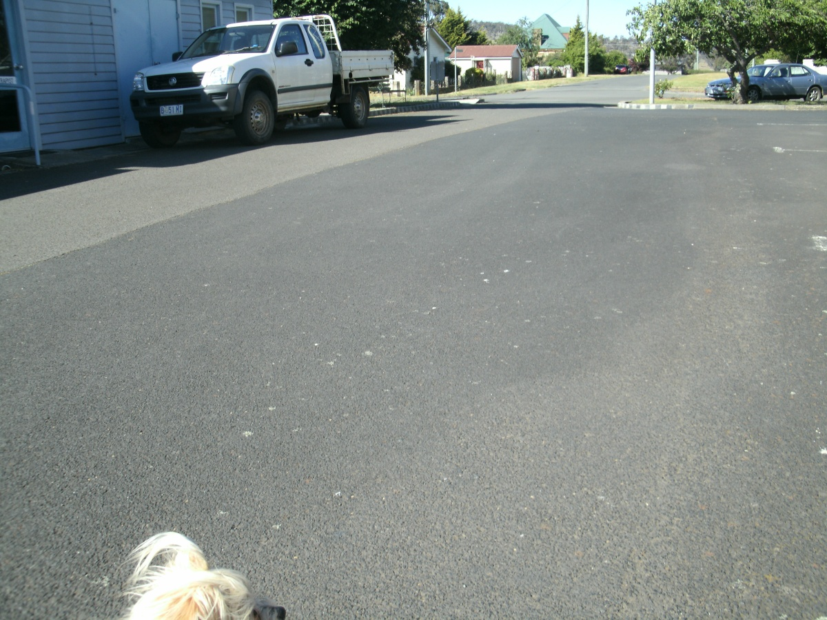 Bad Photo Monday:Bitumen