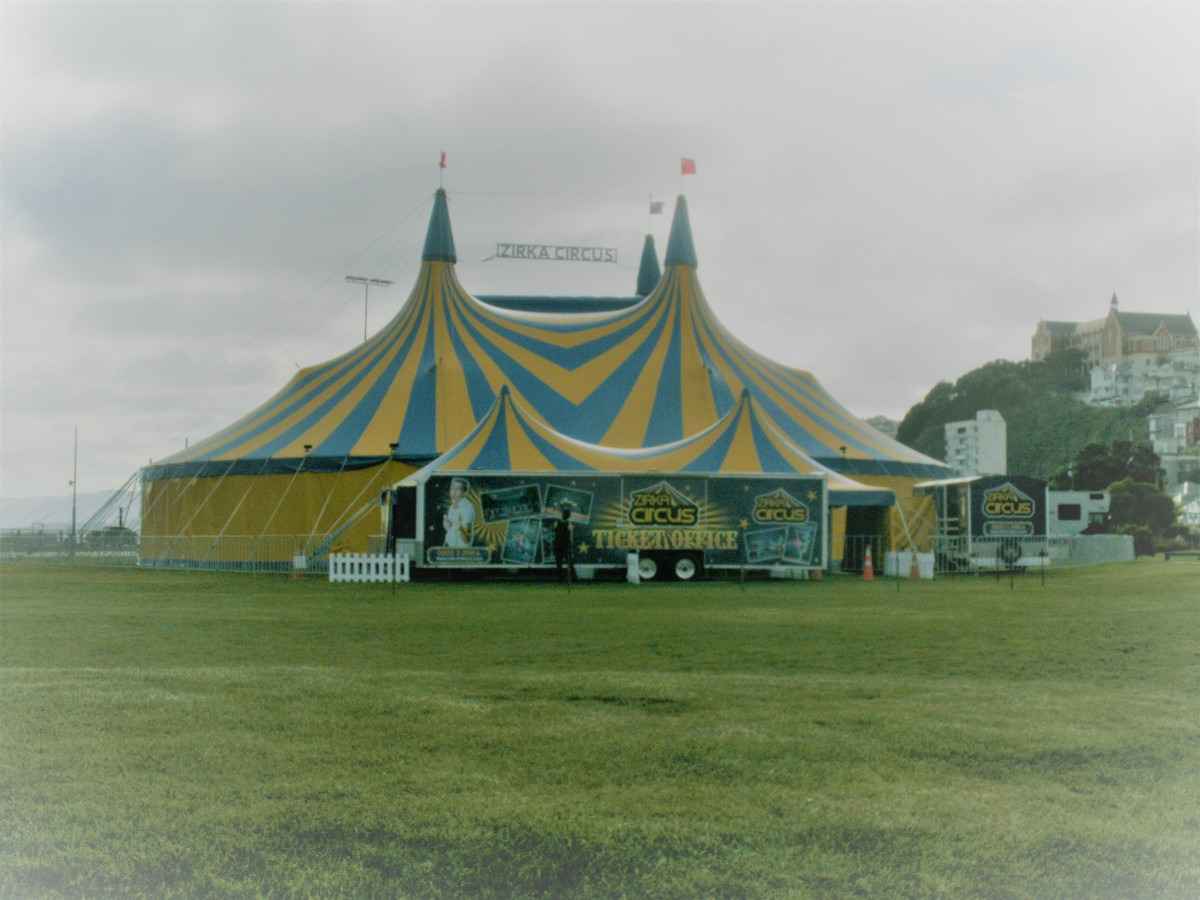Snapshot Sunday: The Circus