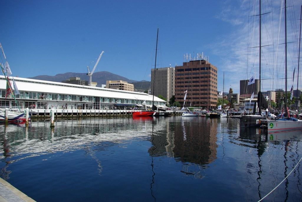 The Sydney Hobart Yacht Race2017