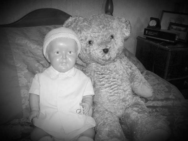 Baby John and Big Ted