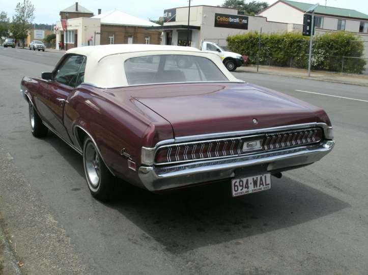 Cougar Mercury 2