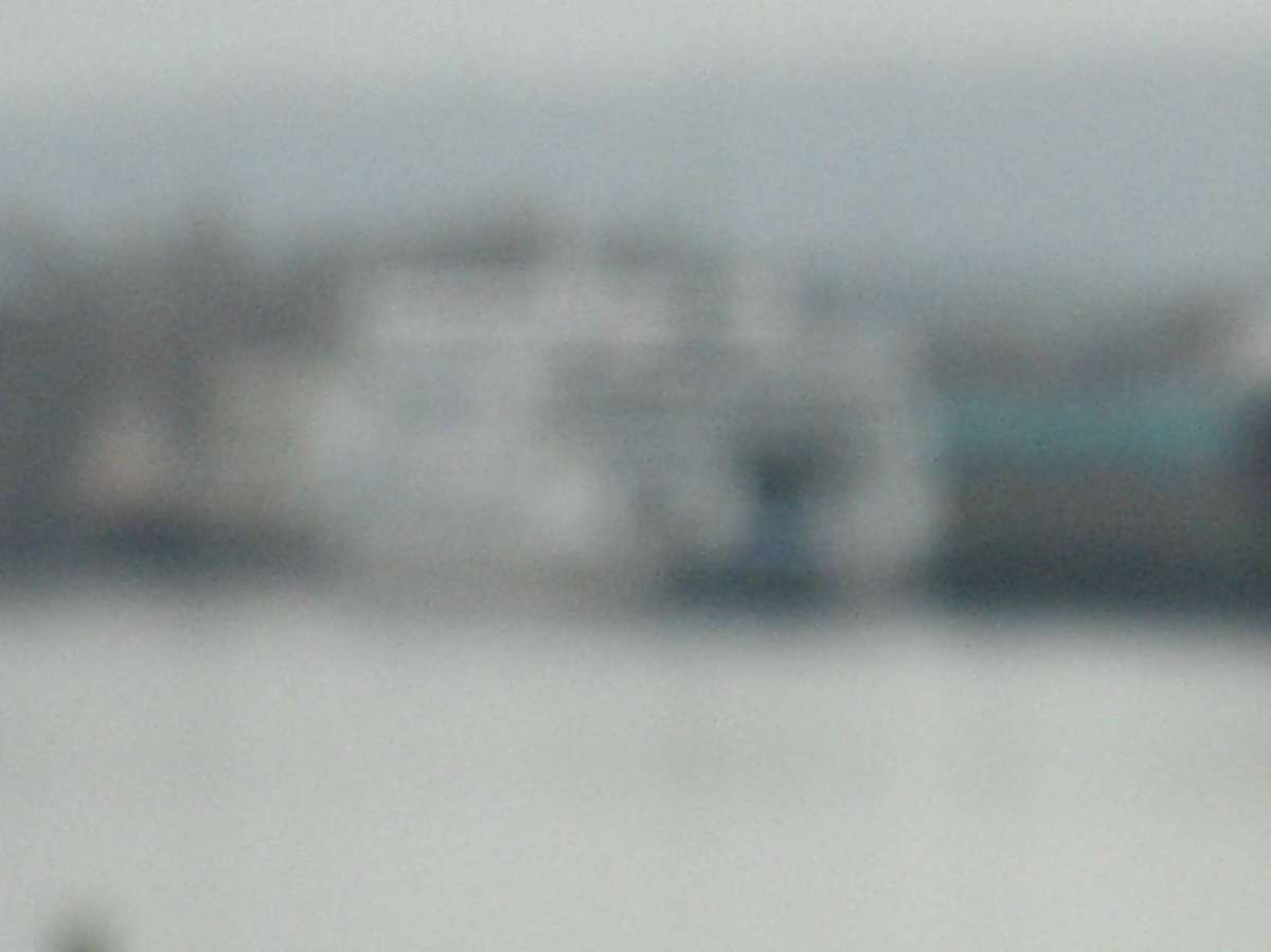 Bad Photo Monday : Ghost Ship