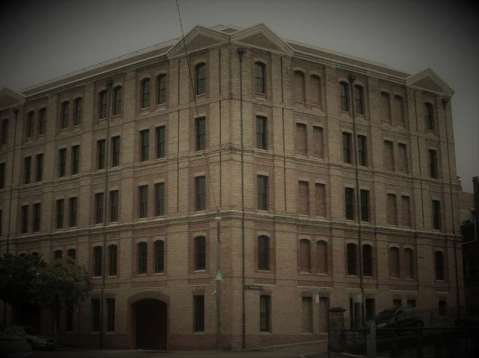 Warehouse building in Sydney