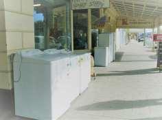 Washing machines at Latrobe