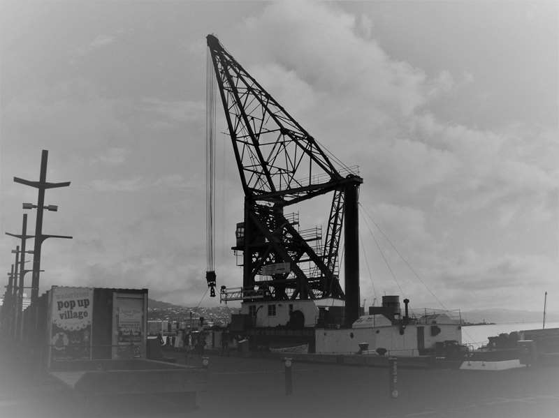 Historic Crane