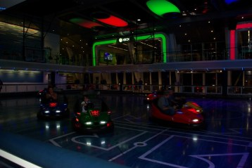 Free & Easy on the bumper cars.