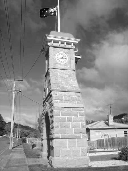 Memorial Clock Kempton