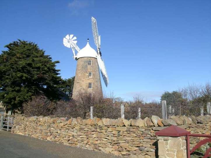 Oatlands Mill 1837