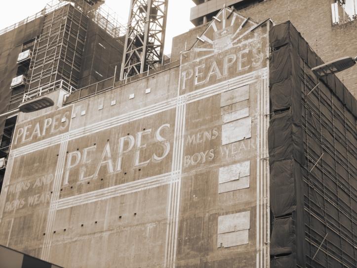 Peapes