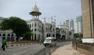 The old Railway Station KL