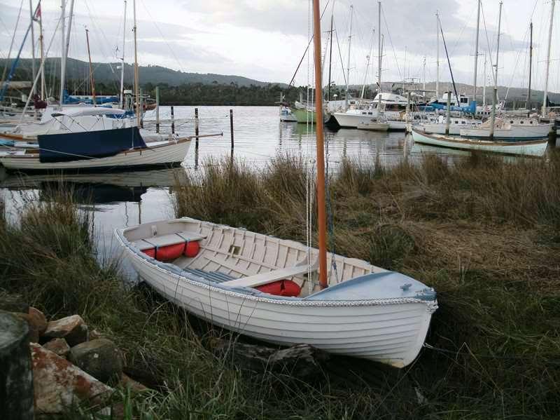 Sail Boat Franklin